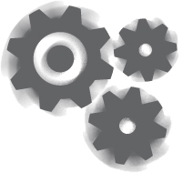 Develop cogs PROCESS